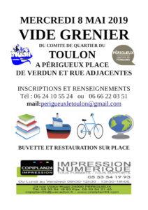 Vide-Grenier annuel @ Périgueux   Nouvelle-Aquitaine   France